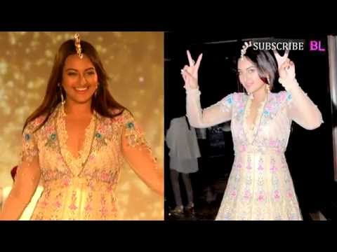 Why Sonakshi Sinha won't walk like your typical ramp model Mp3