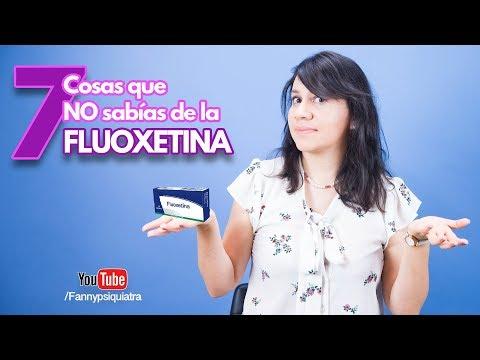 Las 7 Cosas Que No Sabías De La Fluoxetina || Fanny Psiquiatra