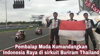 Result Thailand Talent Cup 2018 Seri 3 Pembalap Muda HERJUN Bawa Indonesia Juara