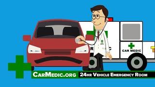 Car Medic - Cartoon