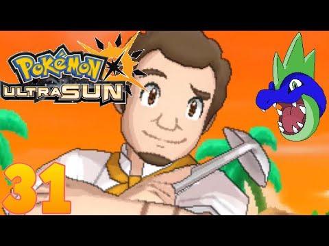 Pokemon Ultra Sun Blind Nuzlocke: Ep. 31: Attempted Theft