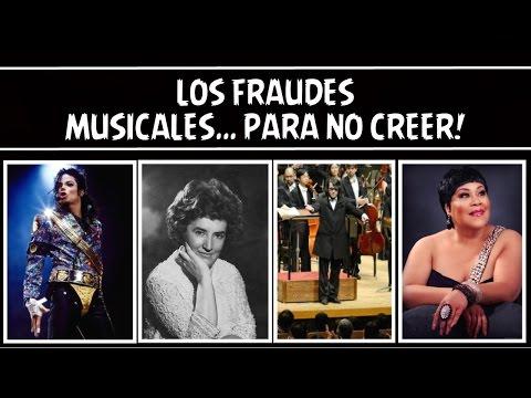 Los fraudes musicales para no creer! music