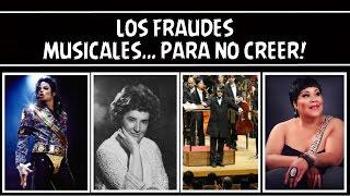 Los fraudes musicales para no creer!