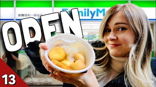 ODEN: Japan's Most Popular Winter Comfort Food 🍢 Vlogmas Day 13