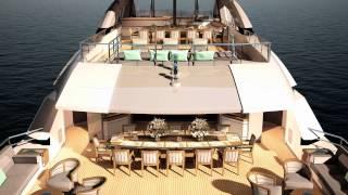 Heesen Yachts Kometa: 70 Meter Fast Displacement
