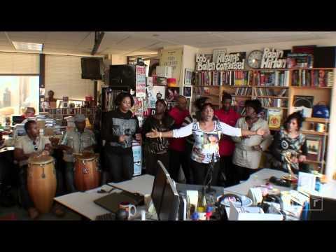 The Creole Choir Of Cuba: NPR Music Tiny Desk Concert