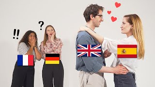 Difference in Dating Culture Between UK/Germany/France/Spain!!