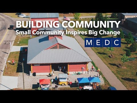 Building Community | Small Community Inspires Big Change in Construction of Pavilion