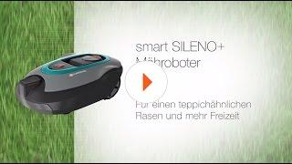 GARDENA smart system – smart SILENO+