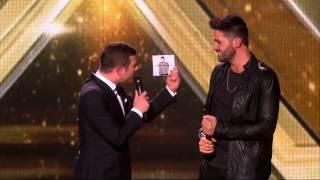 Xfactor 2014 And The Winner Is - Ben Haenow