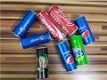 3 اشياء يمكنك عملها باستخدام عبوات المشروبات الغازية