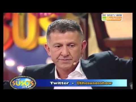 Juan Carlos Osorio en The Suso's Show