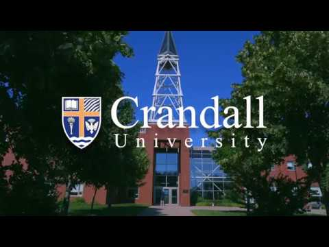 Welcome to CRANDALL UNIVERSITY