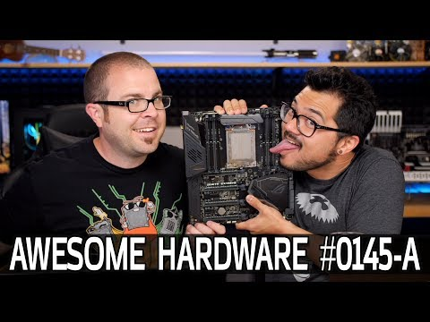 Awesome Hardware #0145-A: 2700X Overclocked! Apple ditches Intel CPUs for own, RIP Steam Machine