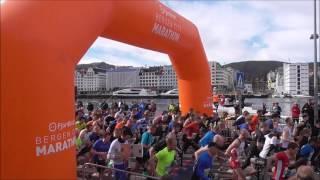 Bergen City Marathon 2017