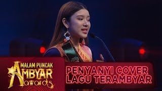 Download lagu YEAY! Tiara Andini Pemenang Penyanyi Cover Lagu Terambyar - Ambyar Awards 2020 (28/8)