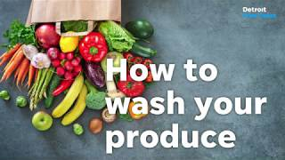 How to wash fruits & vegetables amid coronavirus pandemic