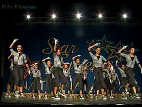 Hip-Hop Dance Group Performance - Apologize 10-year Olds Dance Competition