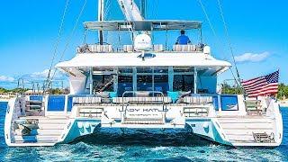 Самые Дорогие Яхты И Катамараны Планеты На Boat Show В Сша.