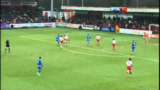 Stevenage 1-2 Reading | The FA Cup 4th Round - 29/01/11