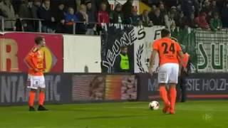 Ried vs Hartberg (11'   , Hartberg) amazing goal please subscribe