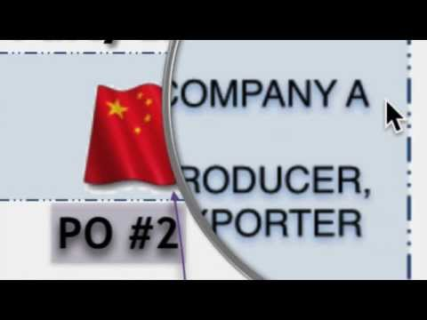การซื้อขายผ่านประเทศที่สาม ภายใต้ FTA อาเซียน-จีน