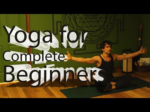 Yoga Class for complete Beginners   for Weightloss, Flexibility, & Happiness