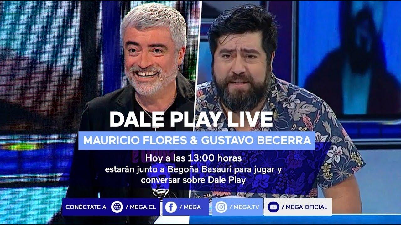 #DalePlayLive / Hoy jugamos con Mauricio Flores y Gustavo Becerra