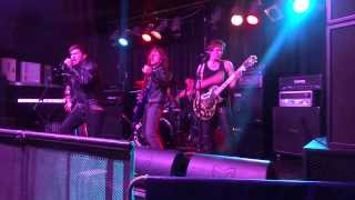 Disarm Goliath-Embrace The Abyss/Working The Magic-02 Academy 3 Brum-07/09/13