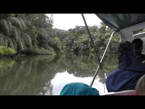 Tortuguero to Moin boat 1