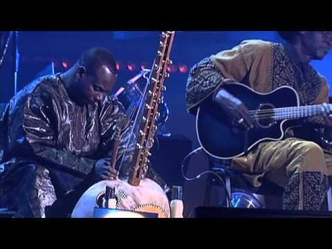 Ali Farka Touré & Toumani Diabaté - Debe live at Bozar