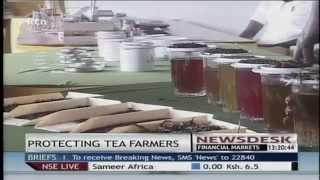 Kenya tea development agency to set up a stabilization fund to cushion farmers from losses