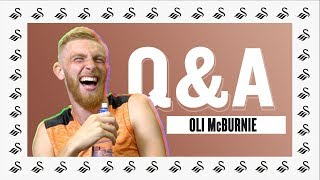 #AskOli | McBurnie reacts to fans questions