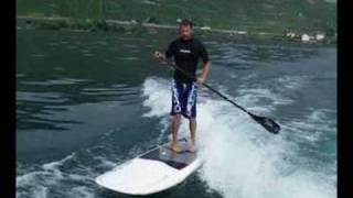 surfer la vague d