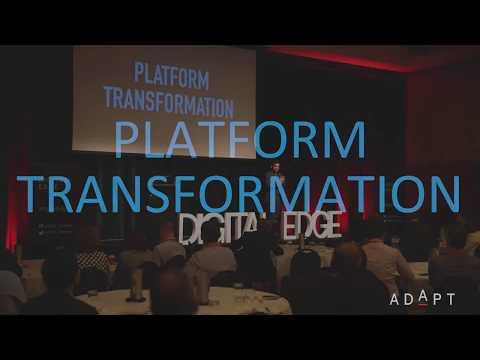 Digital Edge: Platform Revolution & Platform Scale: Pipeline to Platform