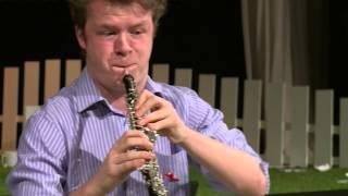 Robert Schumann's Three Romances 2nd movement | Samuel Burrow | TEDxYouth@Manchester