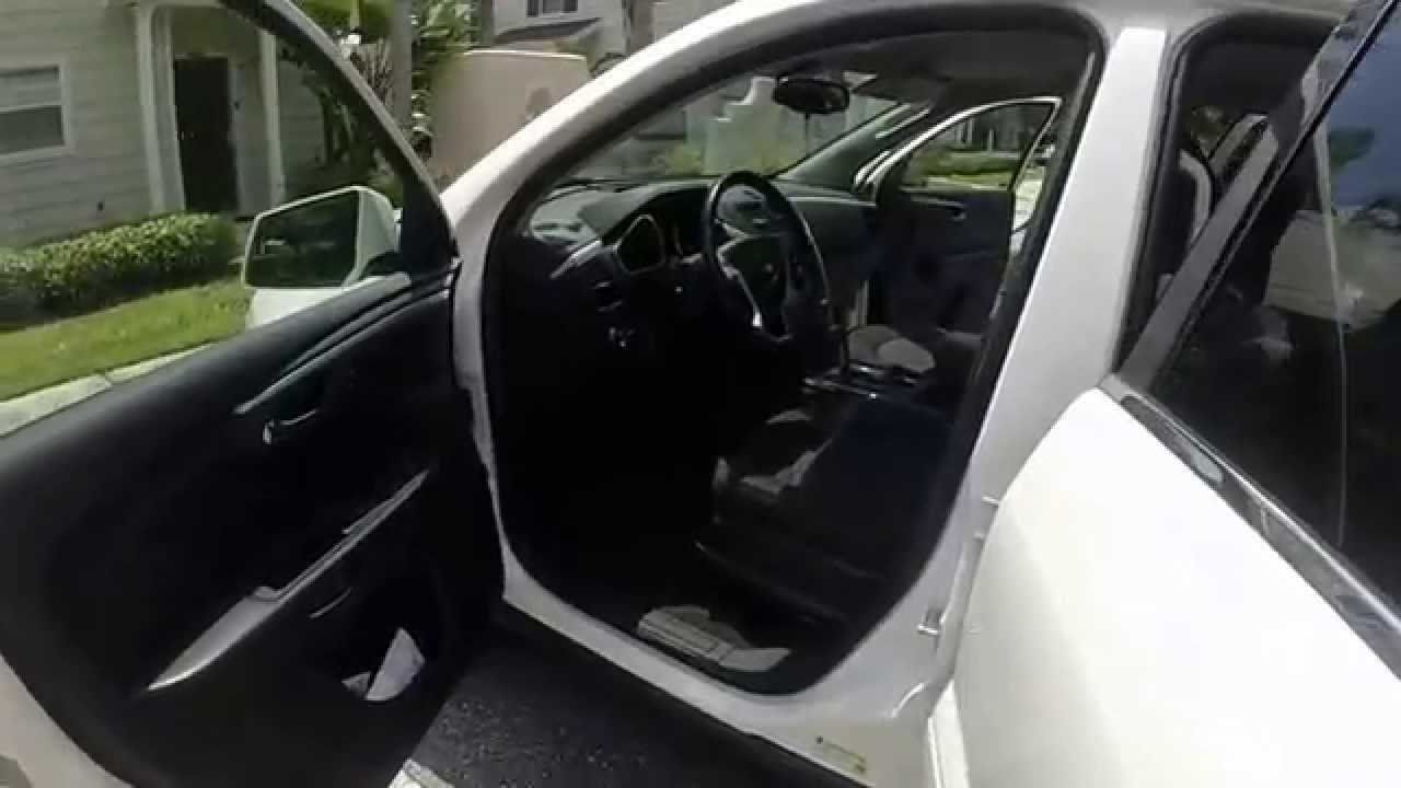 Fox Rental Car: Chevy Traverse Alugada Na Fox Rent A Car