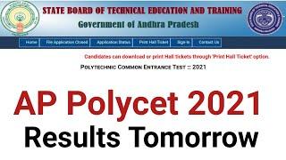 AP Polycet 2021 Results Tomorrow
