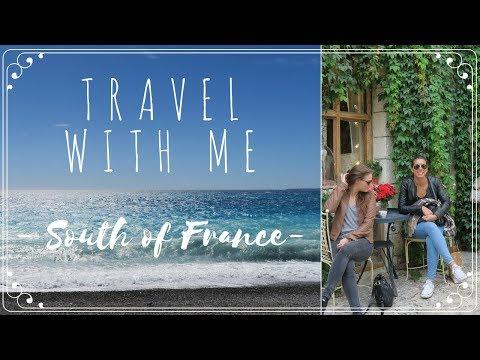 BREATHTAKING COTE D'AZUR | Monaco, Nice, Menton, Saint-Paul-de-Vence | Travel Vlog #27