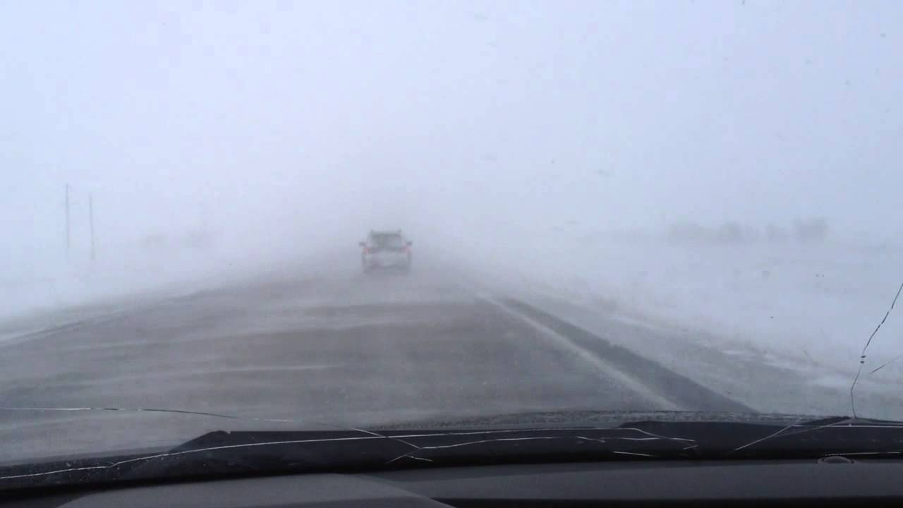 Осадки и усиление ветра ожидаются на большей части Казахстана 26 ноября