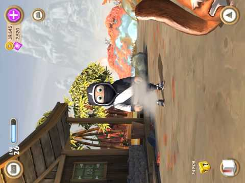 Clumsy ninja all packs