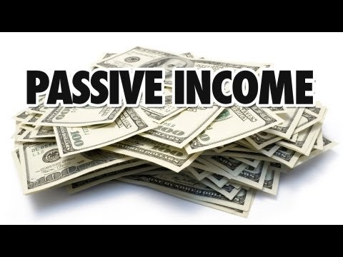 What is Passive Income and How To Make More of It!