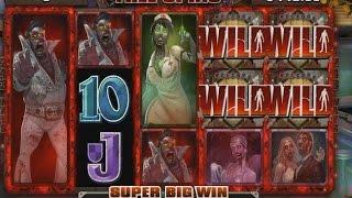 Lost Vegas Slot Zombie Free Spin Big Win