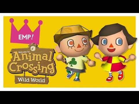 Excuuuuse-me, Princess ! E12 - Animal Crossing: Wild World (Nintendo DS)