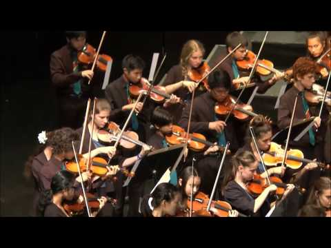 MASSED STRINGS – CONCERTO GROSSO FOR STRING ORCHESTRA – VAUGHAN WILLIAMS