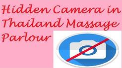 Hidden Camera in Massage Parlour in Thailand