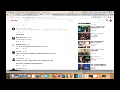 Trade crypto live youtube