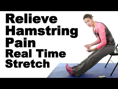 Tight Hamstrings Relief Ask Doctor Jo