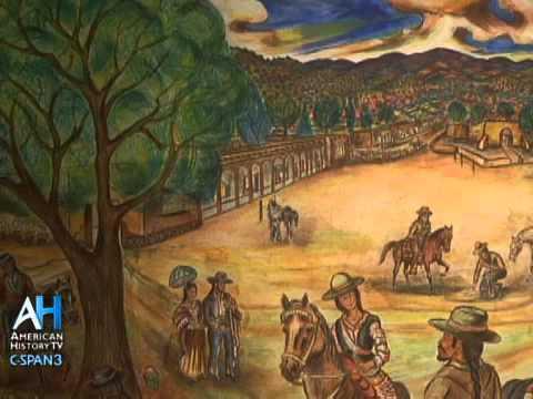 C-SPAN Cities Tour - Santa Fe: History of New Mexico