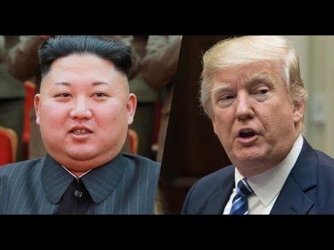 BREAKING: TRUMP MEETING NORTH KOREA KIM JONG UN TO NEGOTIATE PEACE DEAL